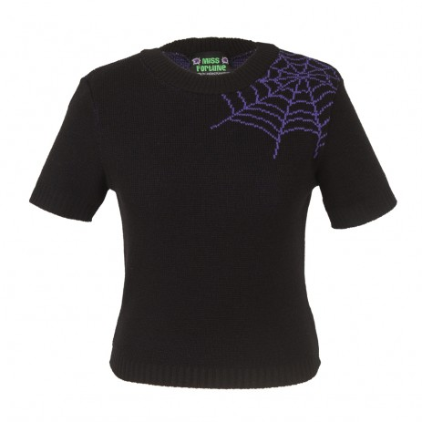 Bobbie Jumper - Spider Web - Enchantress