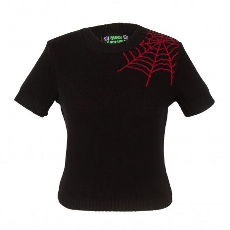 Bobbie Jumper - Spider Web - La Diabla