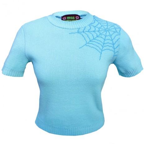 Bobbie Jumper - Spider Web - Ice Maiden