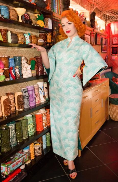 Pake Muu Dress - Palm Springs