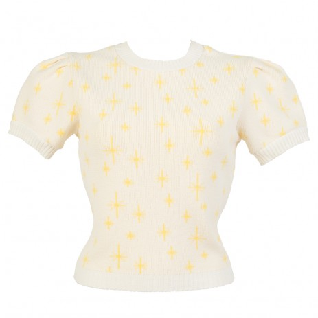 Penelope Jumper - Atomic Stars - Lemon