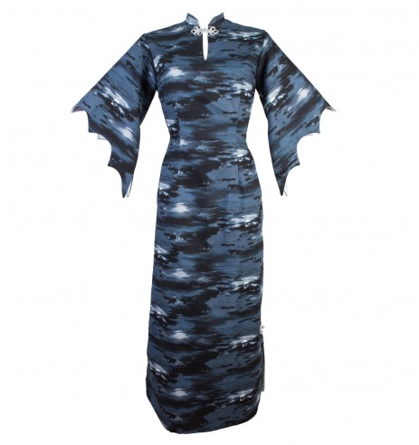 Pake Muu Dress - Midnight