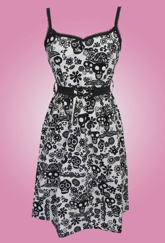 2949bfd50e9c Emma Dress - Day Of The Dead. Zoom