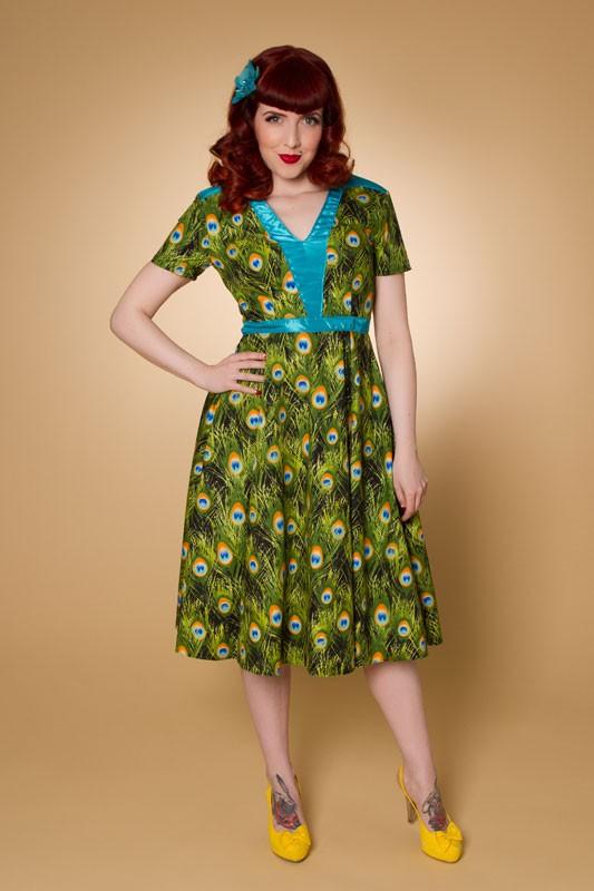 f0e2b567 Zara Dress - Peacock · Zoom
