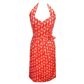 Allure Dress - Lobsters