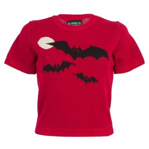 Bobbie Jumper - Bats - Blood Moon
