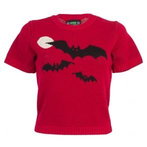 Bobbie Jumper - Bats - Blood Moon