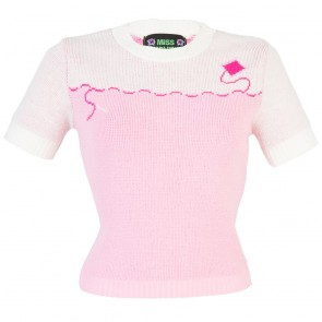 Bobbie Jumper - Stitch In Time - Pink