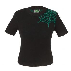 Bobbie Jumper - Spider Web - Miss Monster