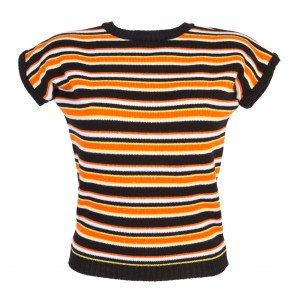 Daphne Jumper - Stripes - Candy Corn