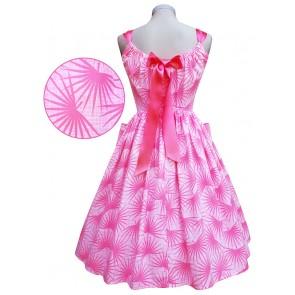 Summer Belle Dress - Palm Springs