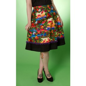 Fiesta Skirt - Tropical
