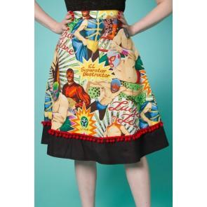Fiesta Skirt - Luchador