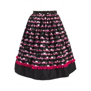 Fiesta Skirt: V2 - Hotrod Hearse