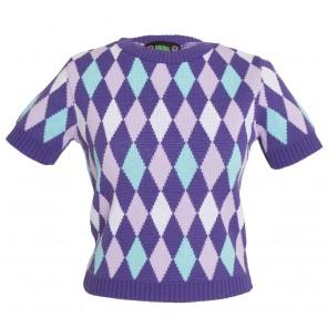 Bobbie Jumper - Harlequin - Lavender Fields