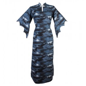 Pake Muu Dress - Midnight