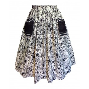 Promenade Skirt - Papel Picado
