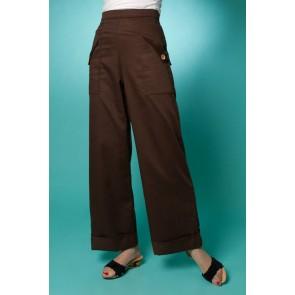 Swing Trousers - Brown
