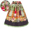 Boardwalk Skirt - Frida Kahlo
