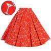 Circle Skirt - Shaken Not Stirred