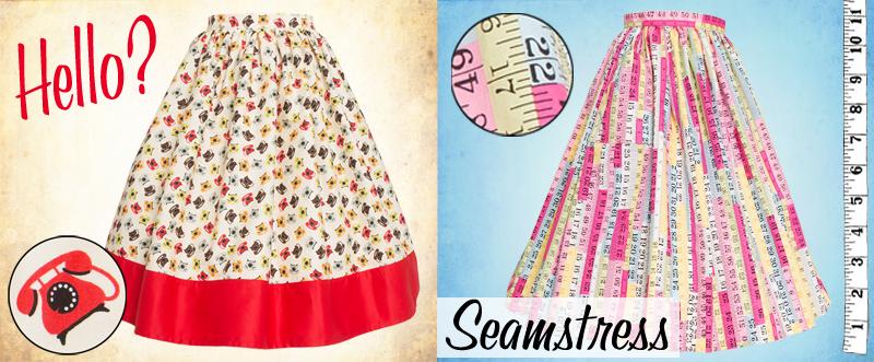 New Skirts!