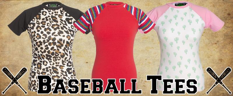 Baseball Tees!