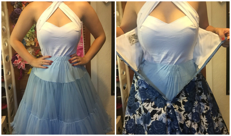 Converting a Dress to a Skirt