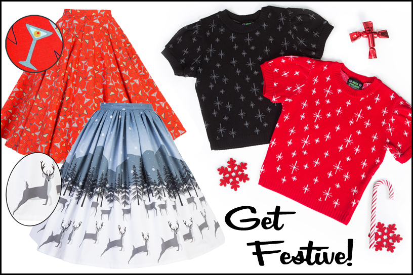 Get Festive!