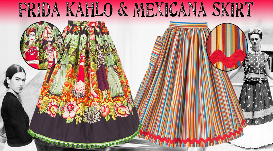 Mexicana Skirts