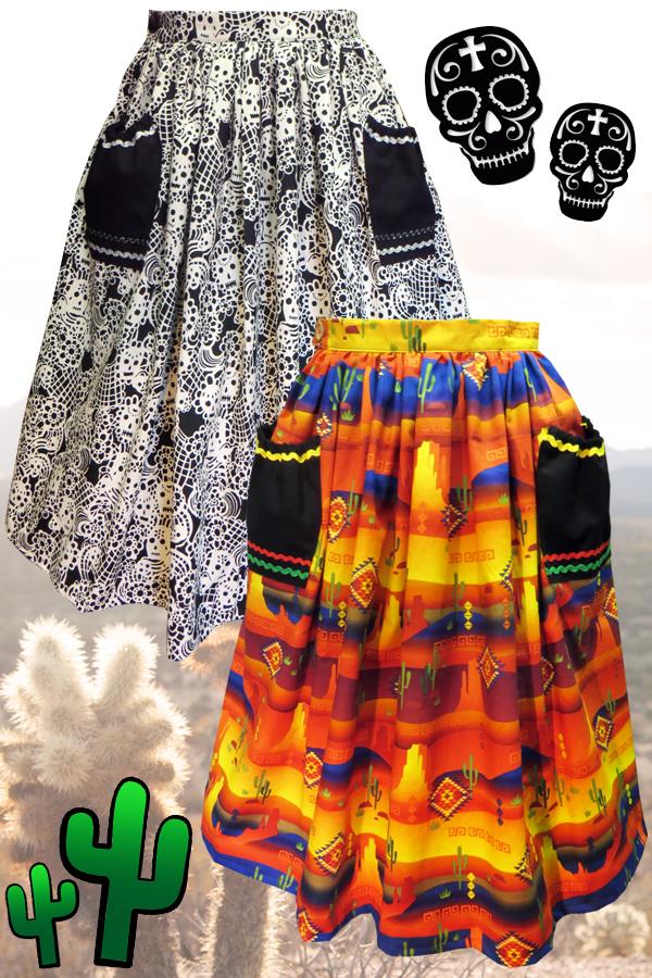 Promenade Skirts
