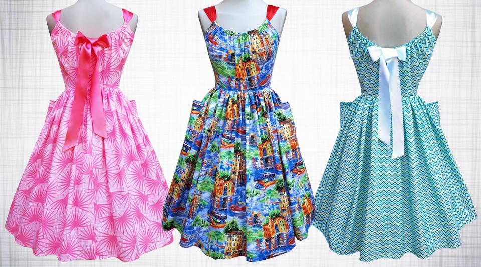 Summer Belle Dress