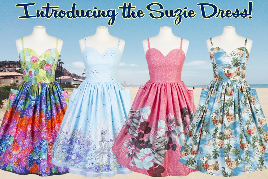Suzie Dress!