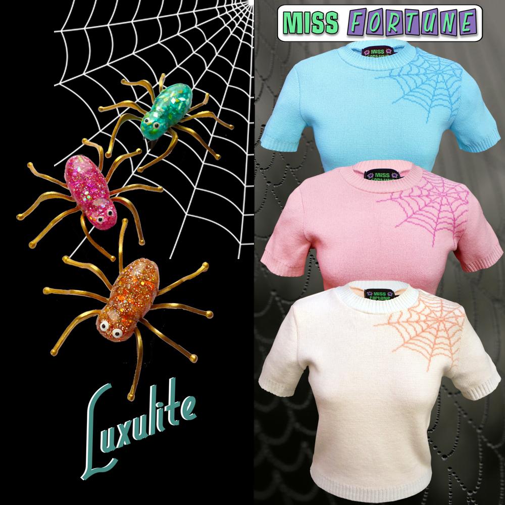 Spiderweb Bobbie Jumpers