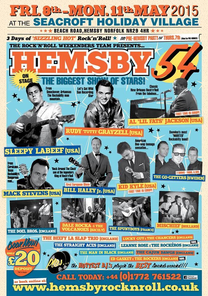 Hemsby flyer