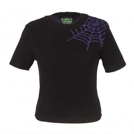 Bobbie Jumper - Spider Web - Enchantress