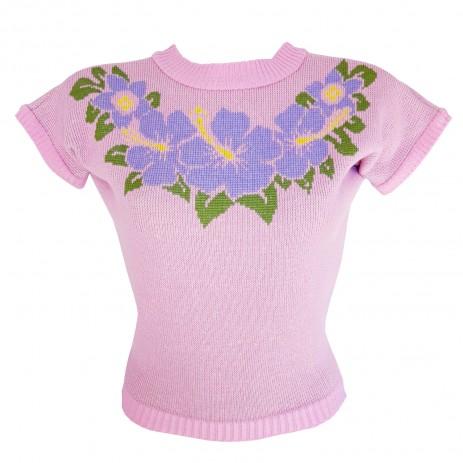 Daphne Jumper - Hibiscus Hunny - Pink