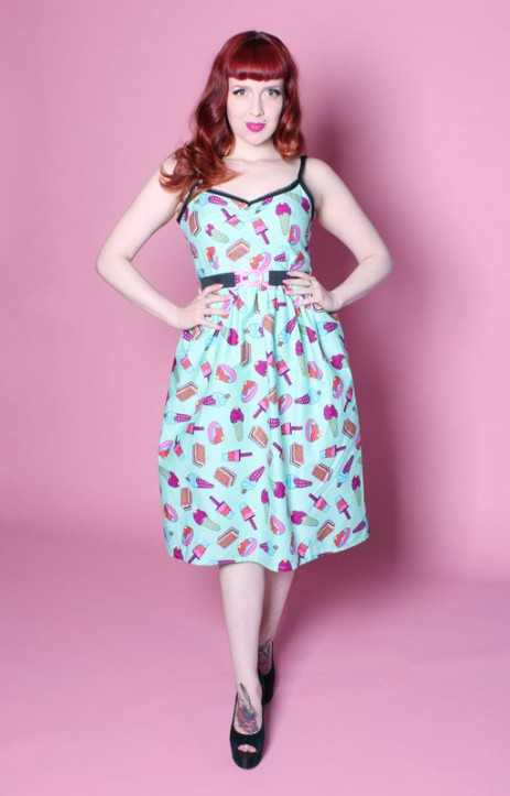 Emma Dress - Icelolly