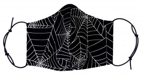 Face Mask - Spiderweb
