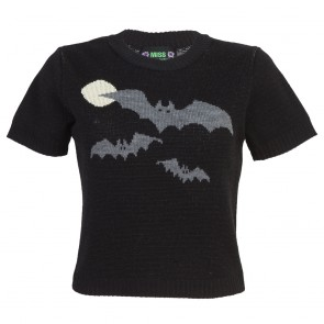 Bobbie Jumper - Bats - Darkest Night