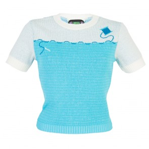Bobbie Jumper - Stitch In Time - Blue