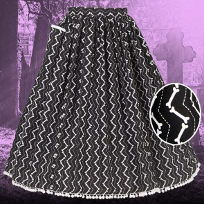 Neat-O Skirt - Dem Bones