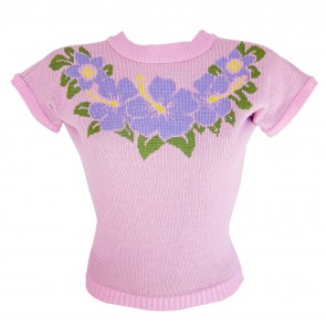 Daphne Jumper - Hibiscus Hunny - Pink
