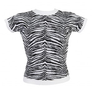 PREORDER Daphne Jumper - Tigress - Monochrome