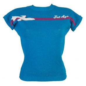 Daphne Jumper - Jet Age - Blue
