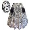 Promenade Skirt - Papel Picado