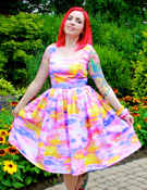 Full Skirts & Dresses