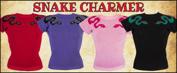 Snake Charmer!